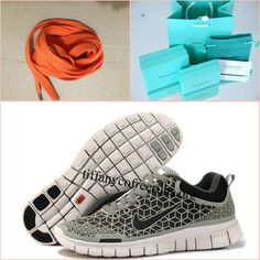 who wouldnt want these nike shoes? Free Running Shoes, Nike Free Shoes, Running Sneakers, Nike Shoes, Shoes Sport, Sneakers Nike, Nike Free Run 3, Free Runs, Tiffany Blue Nikes