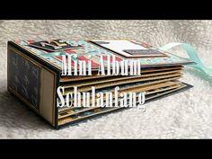 Mini Album zum Schulanfang - YouTube