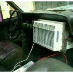 Car for sale w/brand new A/C..