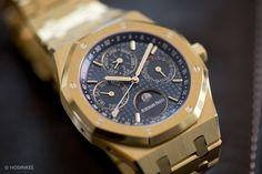 Introducing: The Audemars Piguet Perpetual Calendar 26574 In Yellow Gold (Exclusive Live Pics & Details)