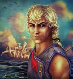 The Pirates Of Dark Water: Ren by DominiqueWesson on @DeviantArt