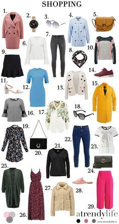 Selección Shopping. Personal Shopper. A trendy life. #shopping #seleccionshopping #nuevatemporada #newseason #tendencias #trends #zalando #personalshopper #fashionblogger #atrendylife www.atrendylifestyle.com