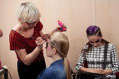 Presentación de la nueva colección Mineral by Handmade Barcelona Studio en la Feria Mcosmobelleza 2015 #Cosmobelleza2015 #EbrúHair #Show #HandmadeBCNStudio #Mineral #ColecciónMineral #hairdressers #peluquería #hair #color #pintandocabello #técnicaEbrú