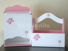 Set de porta cosmeticos y pañalera para bebe Kit Bebe, Cnc Projects, Best Kids Toys, Decoupage, Cool Toys, Ideas Para, Toy Chest, Baby Shower, Country