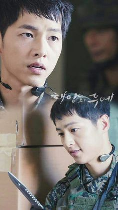 Descendants Of The Sun.taking to many risks Park Hae Jin, Park Seo Joon, Descendants, Song Joong Ki Dots, Soon Joong Ki, Decendants Of The Sun, Park Bogum, Sun Song, Sungkyunkwan Scandal