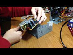 Μαστροχαλαστης #8 - Μετατροπή τροφοδοτικού PC σε τροφοδοτικό εργαστηρίου - YouTube