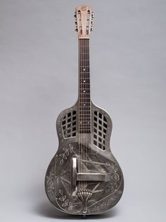 1928 National Style 2 1/2 Tricone Resonator Guitar