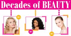 Beauty Through the Ages http://sigmabeautyblog.blogspot.com/2012/02/beauty-through-ages.html