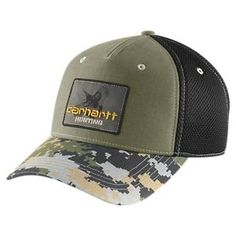 Carhartt Galveston Cap - Army Green