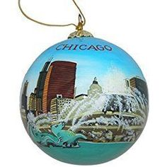 Pour-Painted Christmas Ornaments With Clear Ornaments - Happy Hooligans Chicago Christmas Tree, Christmas Photos, Winter Christmas, Christmas Bulbs, Clear Ornaments, Painted Christmas Ornaments, Christmas Decorations, Holiday Decor, Chicago Map