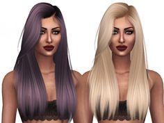 Anto's Eve Hair Retexture at Kenzar Sims via Sims 4 Updates