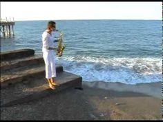 Саксофон и море НУ КАКАЯ ЖЕ КРАСИВАЯ МЕЛОДИЯ...!!!