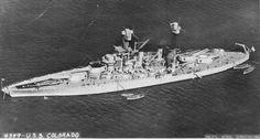 BB-45 USS COLOARDO