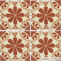 Mexican Tiles - Isabel TC Mexican Tile