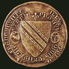 Objet D'art, Wax Seals, Coins, Knights, Stamp, Personalized Items, History, Noblesse, Champagne