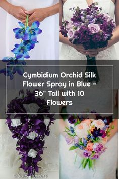 Pin On Purple Wedding Flowers