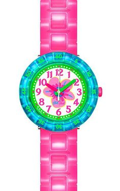 Reloj Flik & Flak Chewy Pink FCSP028