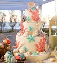 Decorazioni a tema mare per il matrimonio  (Foto 18/40)   PourFemme