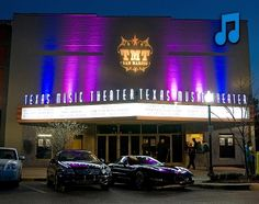 Texas Music Theater | San Marcos Texas Convention and Visitor Bureau