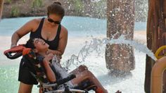 The World's First Water Park For Disabled Persons Has Just Opened, And It's The Most Amazing Thing