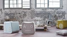 Pi'Gio di Formabilio #formabilio #casa #pouf #chair #home #design