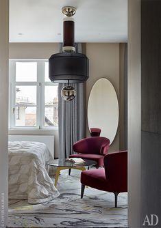 Квартира в Москве, 208 м² | AD Magazine