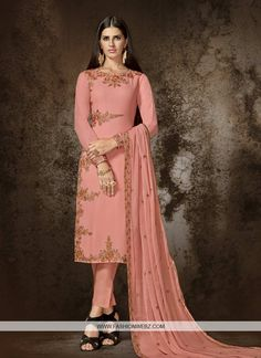 Fashionwebz offers a wide variety of bollywood salwar kameez online in us, uk, canada and australia and many more. Buy faux georgette embroidered, resham and stone work pant style pakistani salwar kameez online. Lehenga Style Saree, Anarkali Dress, Salwar Kameez Online, Pakistani Salwar Kameez, Women Salwar Suit, Salwar Suits, Abaya Fashion, Fashion Pants, Diwali Dresses
