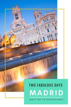 The perfect Madrid 2 days itinerary complete with MAP and CHECKLIST find out how to see all the highlights in 48 hours in Madrid | Madrid Spain | Madrid Itinerary 2 days | 2 days in Madrid Itinerary | Things to do in Madrid | visiting Madrid | what to see in Madrid | Madrid itinerary | City break to Madrid | Madrid itinerary map #Spain #Madird #VisitMadrid Beautiful Places In Usa, Visit Madrid, Spain Madrid, Travel Reviews, Places In Europe, City Break, Best Cities, Spain Travel, Tenerife