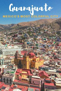 Read about our adventure in Mexico's most colorful city. Pulque, mescal, micheladas, hundreds of steps and more.
