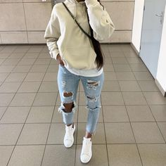Link of my outfit on my username : iam. Chill Outfits, Dope Outfits, Swag Outfits, Cute Casual Outfits, Stylish Outfits, Fashion Outfits, Baddies Outfits, Summer Outfits, Fashion Clothes