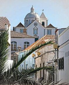Castro Marim, East Algarve, Portugal