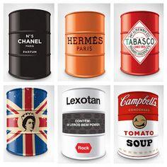 Hoje vamos falar sobre o uso de barril ( também conhecido como tonel ou lata) na decoração. Eles servem de mesa lateral, pé de mesa, su...