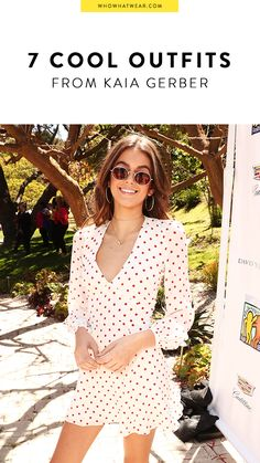 Does anyone dress cooler than Kaia Gerber? The answer is no. Here are some of her coolest outfits we've seen so far.