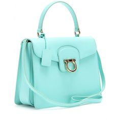 Salvatore Ferragamo - KATIA LEATHER HANDBAG  - can't wait to get it in the mail!! yay! :-)