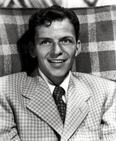 Frank Sinatra :)