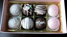 Mother's Day Cake Balls