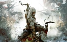 Assassin Creed 3 is an action-adventure, stealth video game. Ubisoft Montreal is the developer of Assassin Creed 3 Xbox 360 game. Assassin's Creed 3, Hd Wallpapers 1080p, Hd Backgrounds, Hd Desktop, Hd 1080p, The Assassin, Xbox One, 1366x768 Wallpaper, Hd Wallpaper