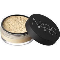 NARS Women's Soft Velvet Loose Powder (725 MXN) ❤ liked on Polyvore featuring beauty products, makeup, face makeup, face powder, beige, nars cosmetics and loose face powder
