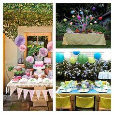 Décoration table anniversaire : 50 propositions pour l\'été ...