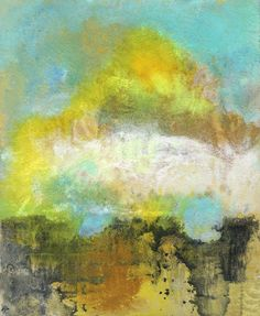 "Saatchi Online Artist: Michael Cina; Mixed Media, 2011, Painting ""Tomorrow Sunny"" #art"