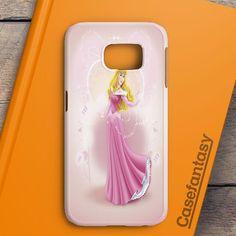 Disney Princess Belle Tardis Police Box Samsung Galaxy S6 Edge Case | casefantasy