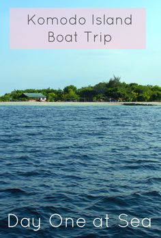 How to get to Komodo Island from Lombok
