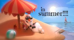 the complete roundup of kids crafts and activites for summer - A girl and a glue gun