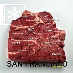 Asterisk San Francisco Food Issue