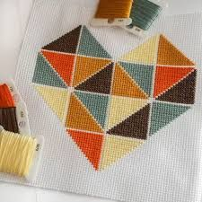 Image result for modern cross stitch patterns free