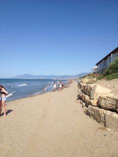#Elviria Beach
