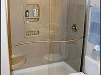 Diy Showers Installation Support Tub To Shower Conversion