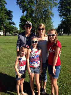 4th of July with my family