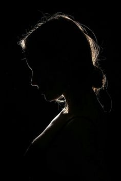 Silhouette. Made me think of Jane Eyre