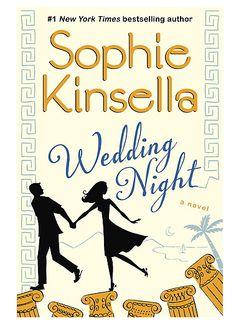 http://sarahbrett2.tumblr.com/post/56322752702/wedding-night-sophie-kinsella  Wedding Night ~ Sophie Kinsella BOOK REVIEW